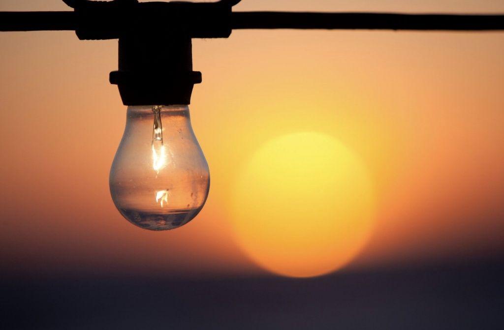 Стихия оставила без света дома почти во всех районах Бердянска