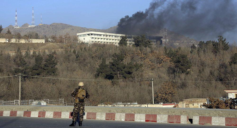 МИД уточнил цифру погибших украинцев— Теракт вКабуле