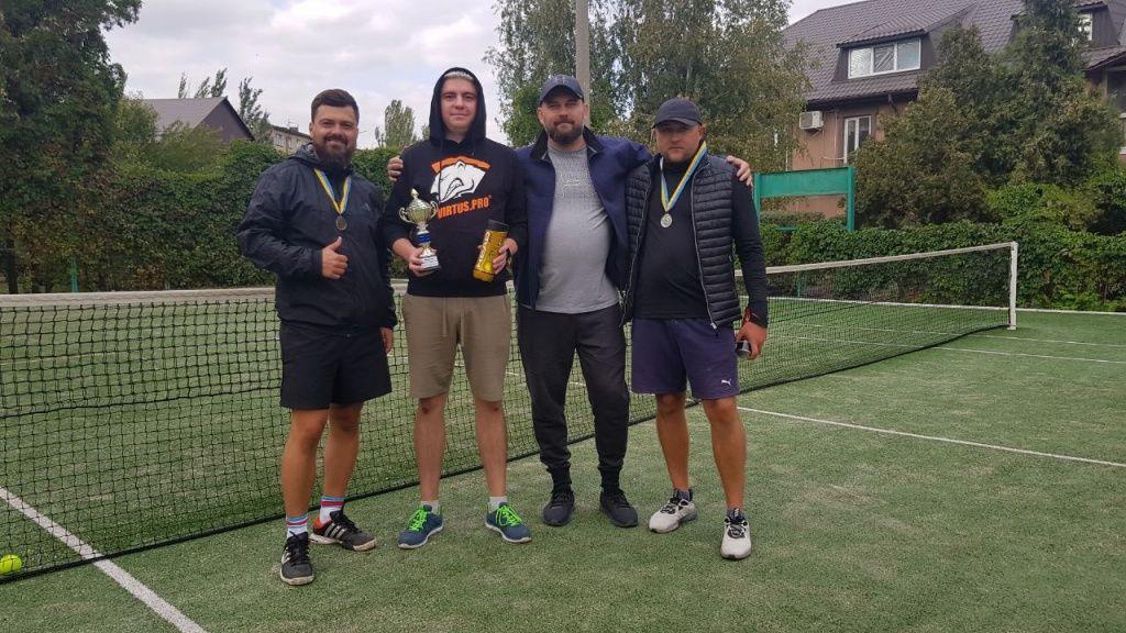 Николай Круц – победитель турнира по большому теннису «New Stars-2019»