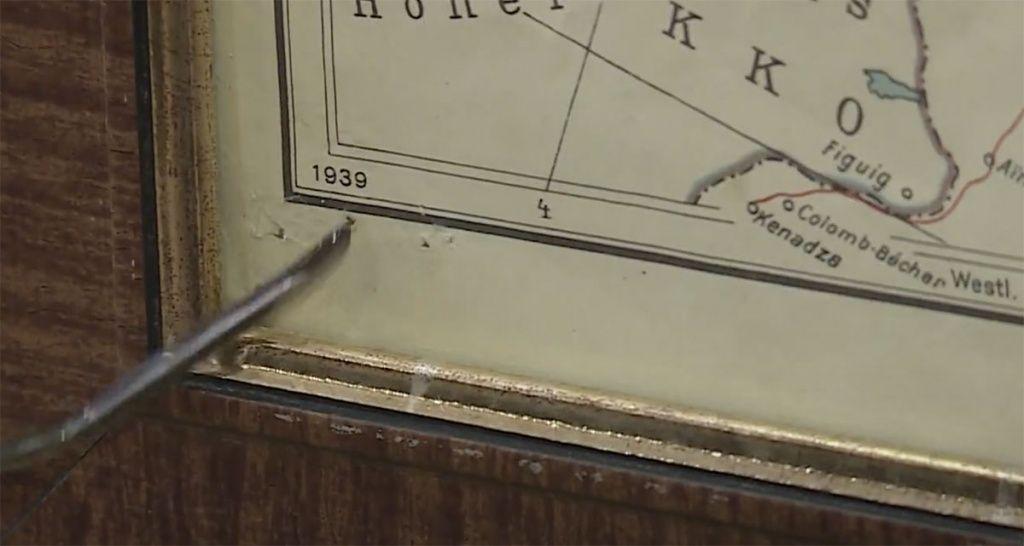 Мешканець Бердянська колекціонує карти, пов'язані з Запорізьким краєм