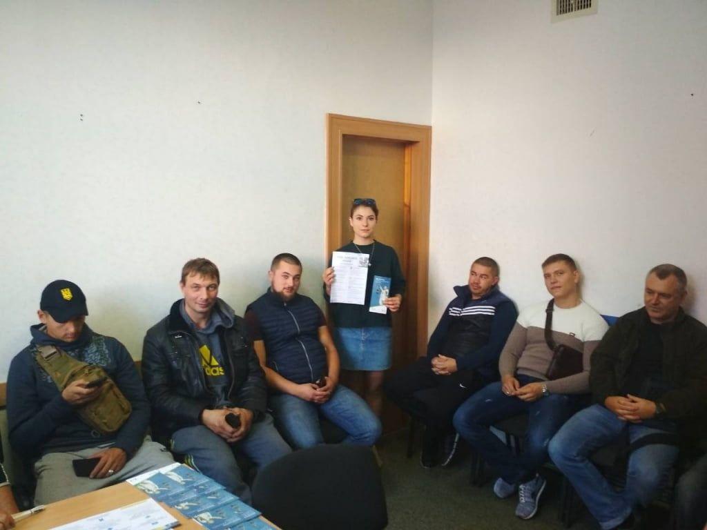 Правовий захист військовослужбовців та учасників АТО