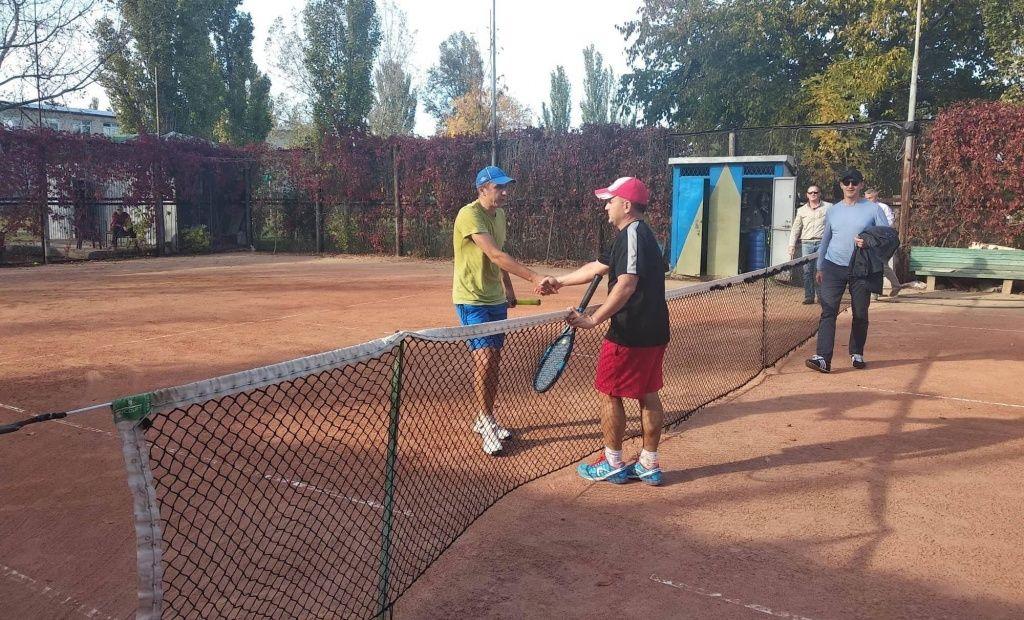 Виктор Сушко – победитель теннисного турнира имени Чубенко