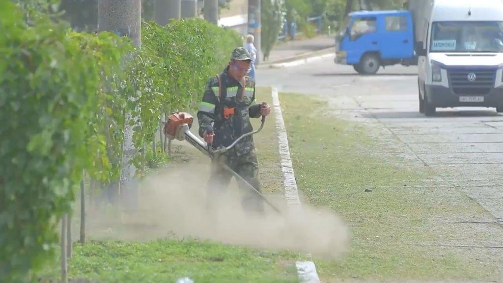 Полив газонов по 134 грн/куб, покос – 75 коп/м2 и снос деревьев до 1500 грн/м3. «Зеленхоз» предоставил свои тарифы
