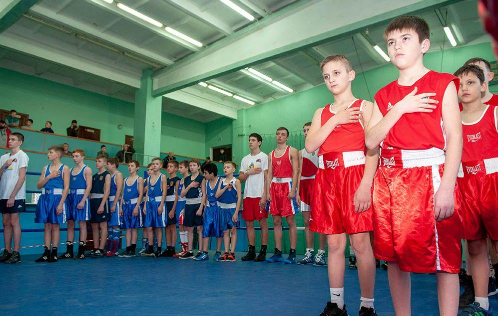В Бердянске завершился Всеукраинский боксерский турнир