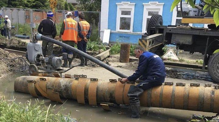 Бердянский водоканал затевает грандиозную модернизацию?