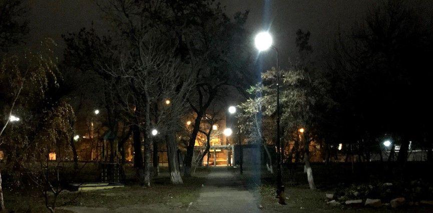 В Бердянську не вистачає коштів на фінансування вуличного освітлення
