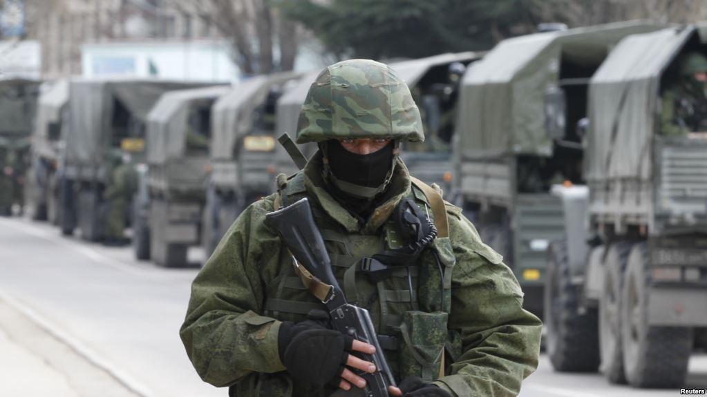 МінТОТ: Росія посилює військові позиції в Криму, щоб контролювати Приазов'я