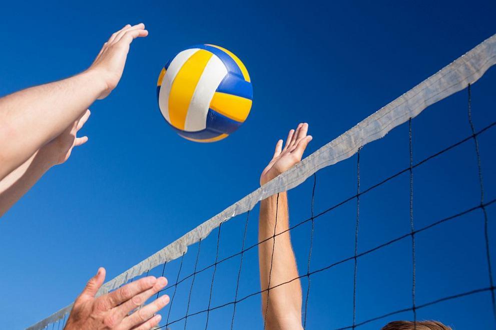 В Бердянске появится команда второй лиги по волейболу