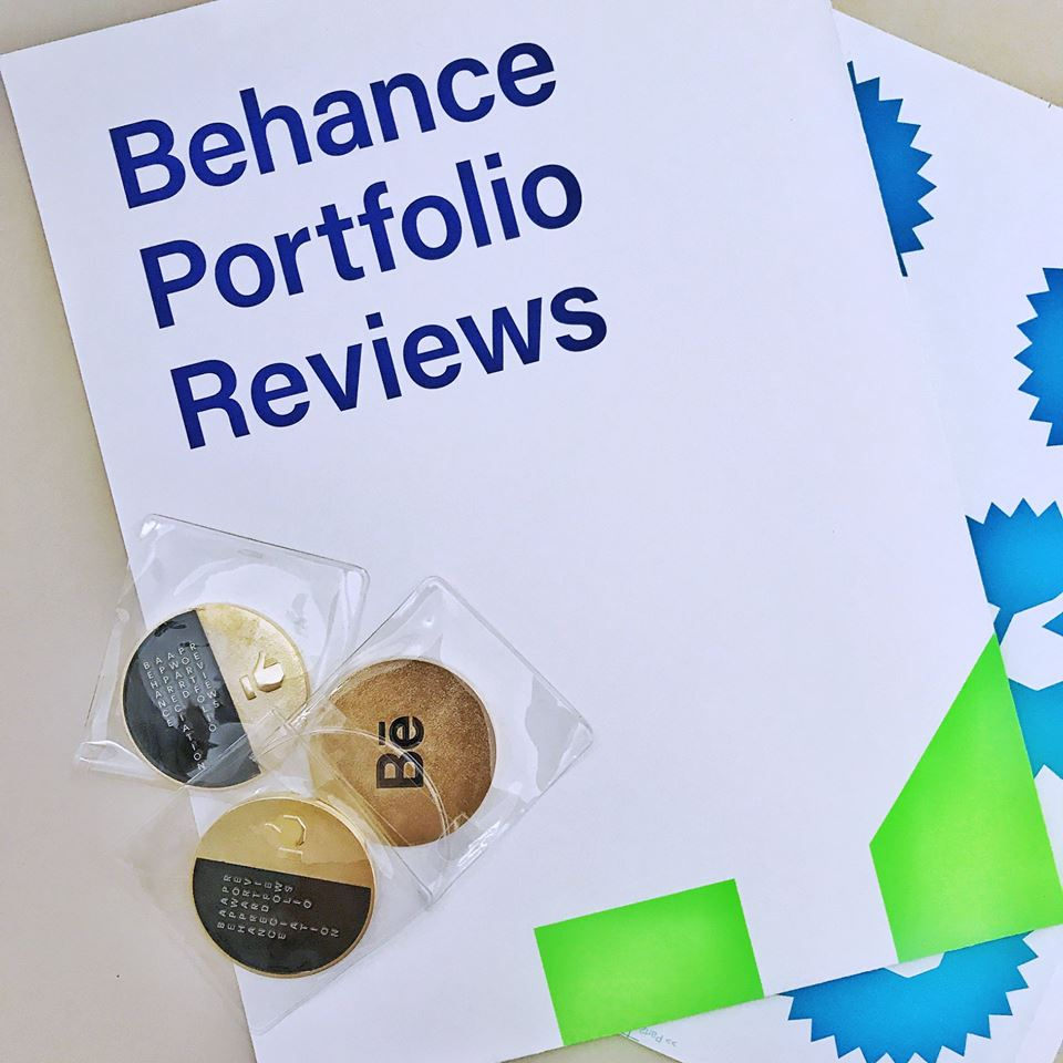 Behance Portfolio Reviews Бердянск