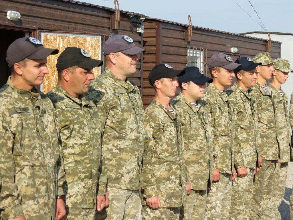 Військовослужбовців маневреної групи катерів відзначено подяками від міського голови
