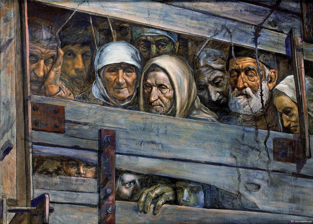 Рада готовится принять обращение к мировому сообществу с просьбой признать геноцид крымских татар в 1944 году
