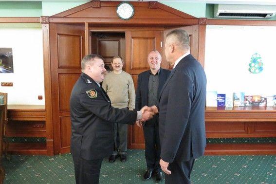 Проведено зустріч керівництва обласної Нацполіції з мерією Бердянська