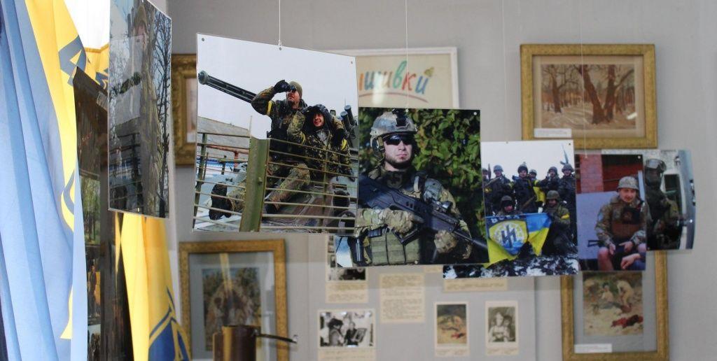 У музеї «Подвиг» відбулася тематична зустріч «Героїв України будемо гідні!»
