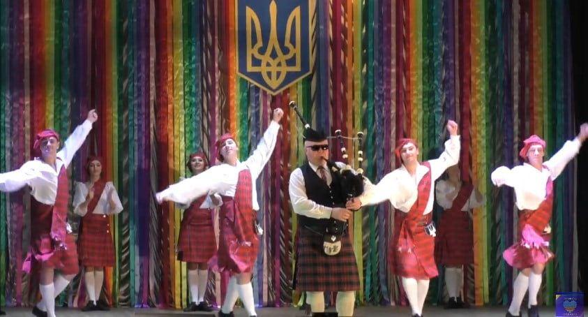 Концерт академічного ансамблю пісні й танцю Нацгвардії України