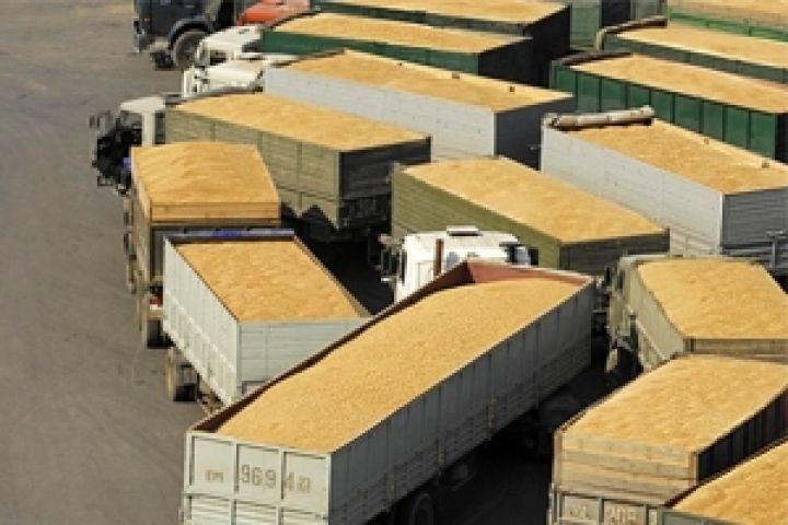 Укртрансбезпека: 10% вантажівок, які заходять в місто – з перевантаженням
