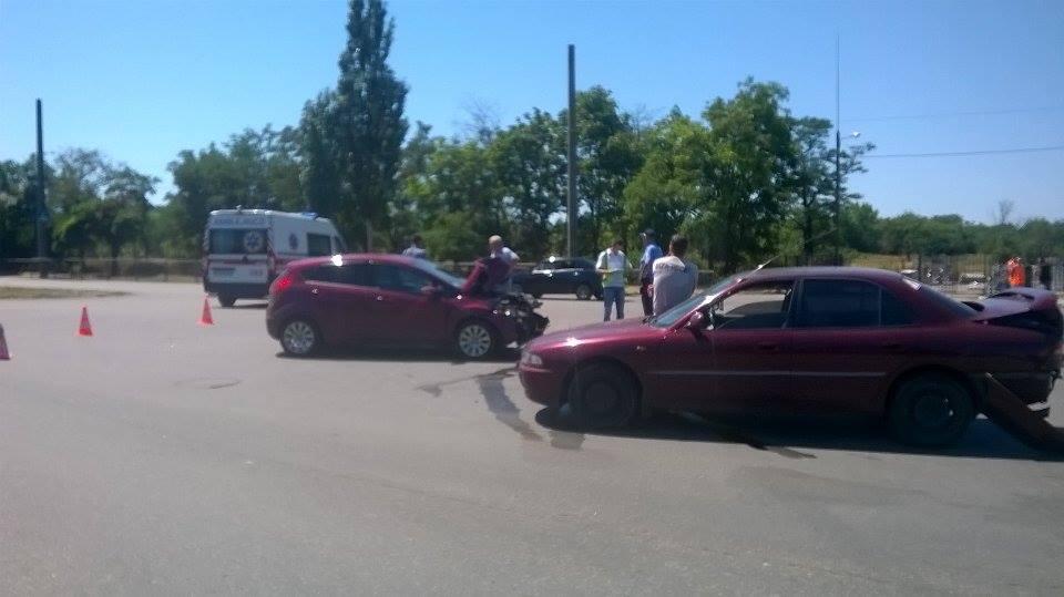 ДТП на Мелитопольском шоссе от 30 июля (обновлено)