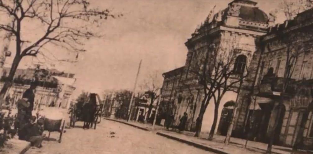 Архітектура у фотографіях в музеї історії Бердянська