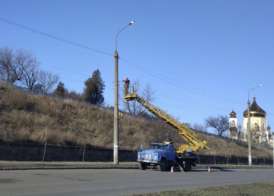 З 1-го лютого в Бердянську можуть повністю вимкнути зовнішнє освітлення