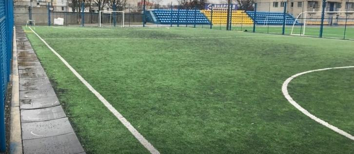 В футбольном турнире микрорайонов время решающих матчей