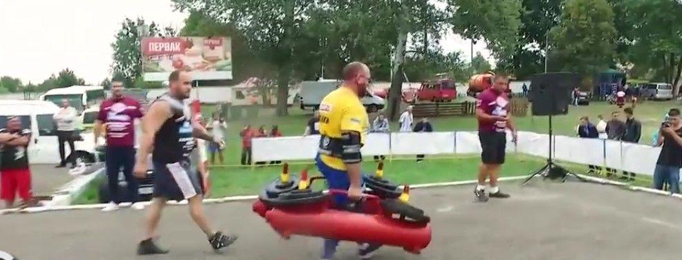 В Бердянске пройдут международные богатырские игры