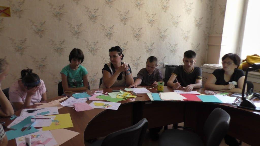 У Бердянську збирали кошти на майстер-клас з анімації для дітей з інвалідністю
