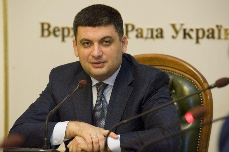 Премьер выступил зарасширение списка лиц, которые должны подать е-декларации