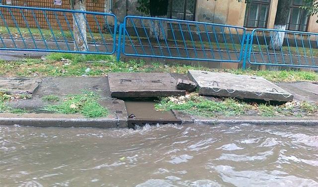 В мерії проаналізували готовність зливних каналів до паводків