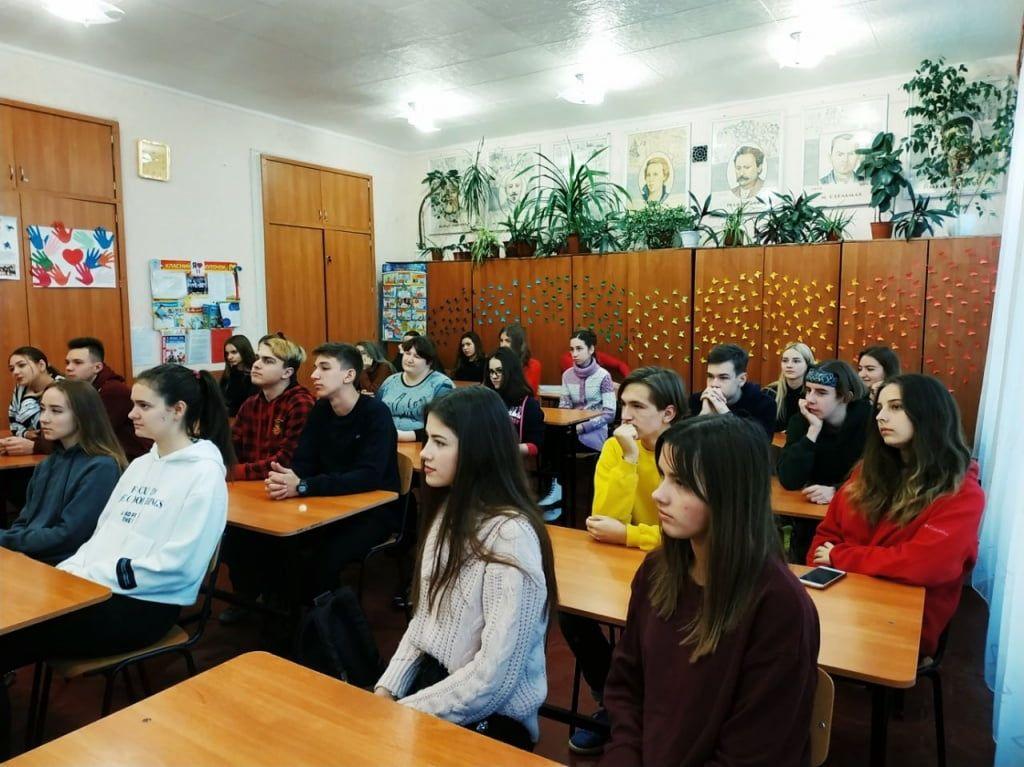Правове виховання молоді являється одним із пріоритетних напрямків роботи Національної поліції України