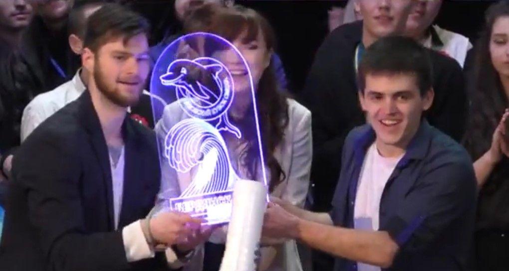 """В Бердянську розіграли """"Азовський кубок сміху 2017"""" - відео"""