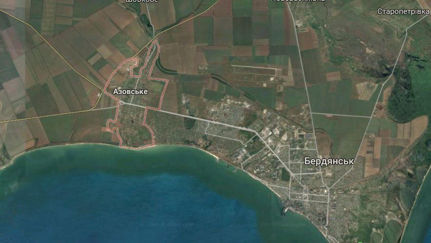Крапки над «і» - берегозахисну смугу с. Азовське затверджено в 2009 році