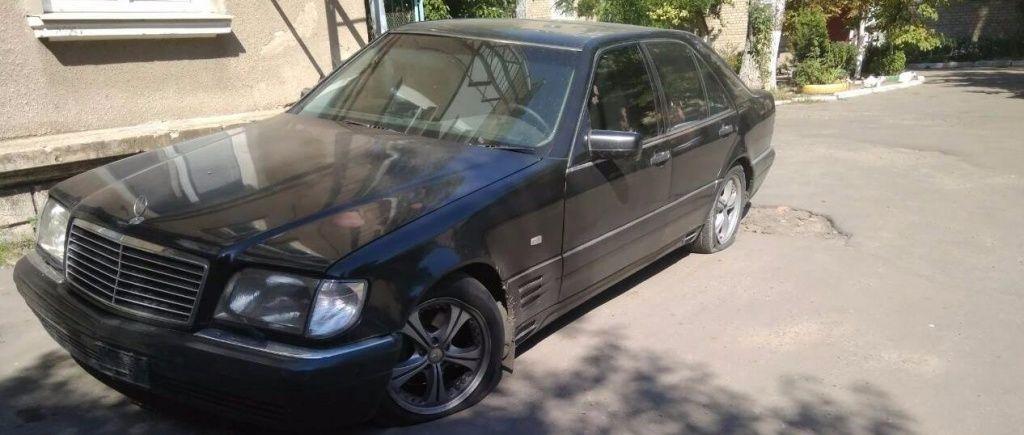 Два депутата разбили машину Баранова?