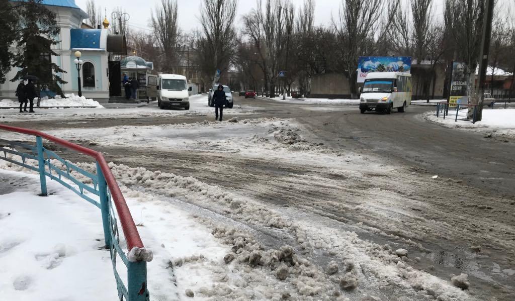 Ситуація в Бердянську: комунальники працюватимуть в дві зміни. Мер погрожує кадровими висновками