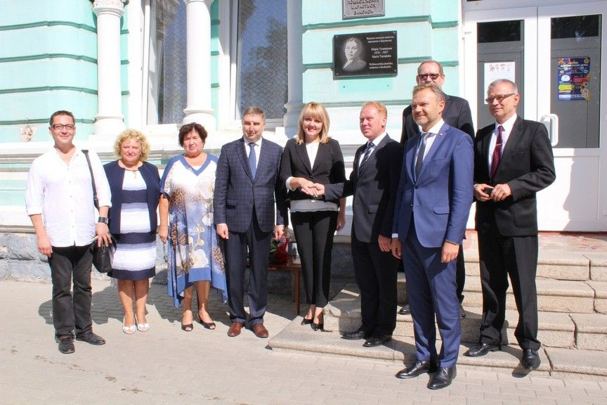 Бердянськ відвідав генеральний консул Польщі