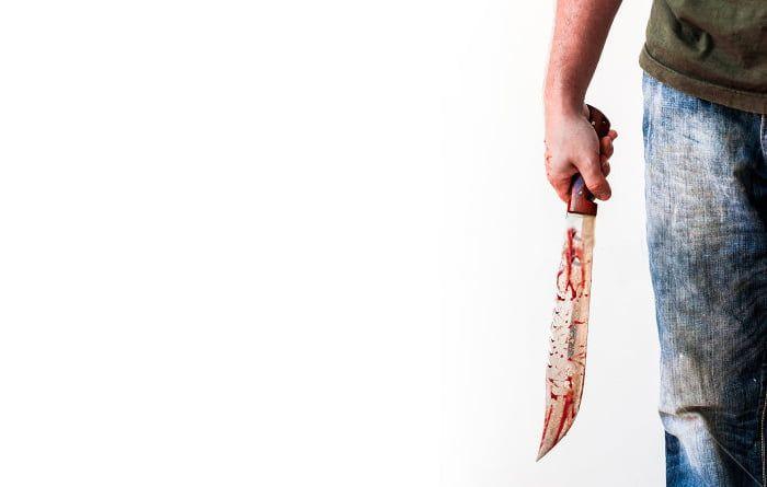 Вбивця, який зарізав жертву ударом ножа в шию, відправився за грати