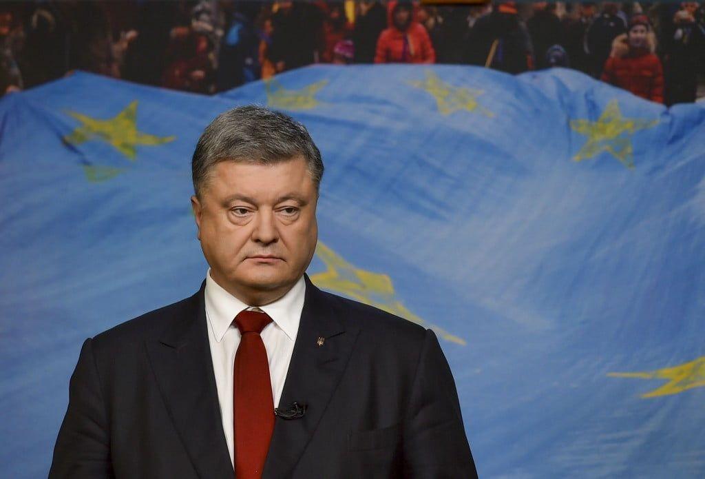 Порошенко: РынокЕС возмещает торговые потери государства Украины отвойны сРоссией
