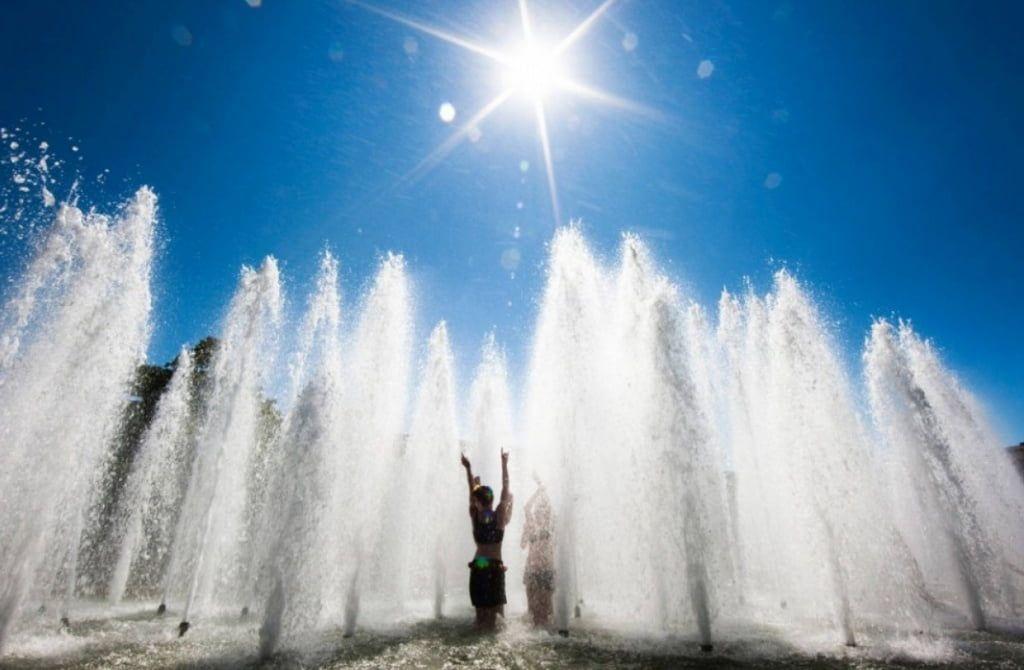Снижение температуры вУкраинском государстве предполагается после 10августа