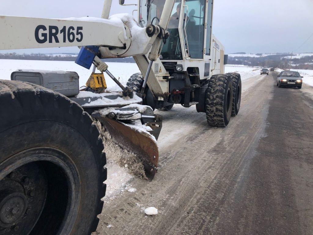 Відновлення руху на автошляхах Запорізької області!