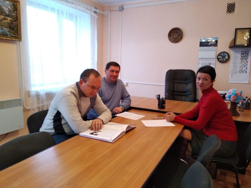 Фахівці БЦЗ завітали до Осипенківської селищної ради
