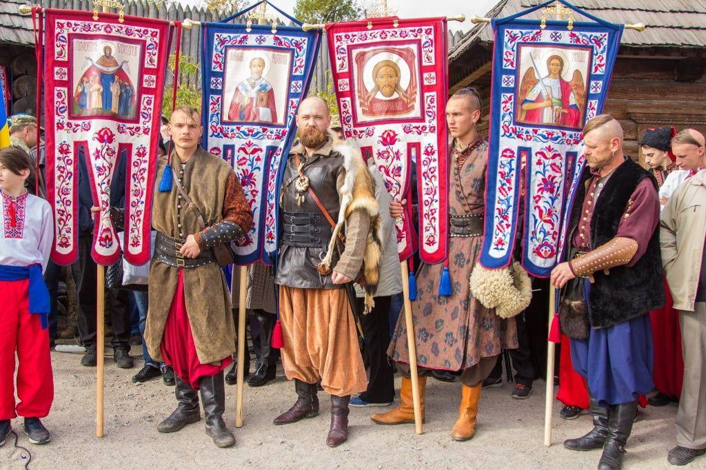 Бердянська делегація взяла участь у Всеукраїнському козацькому фестивалі «Покрова на Хортиці»