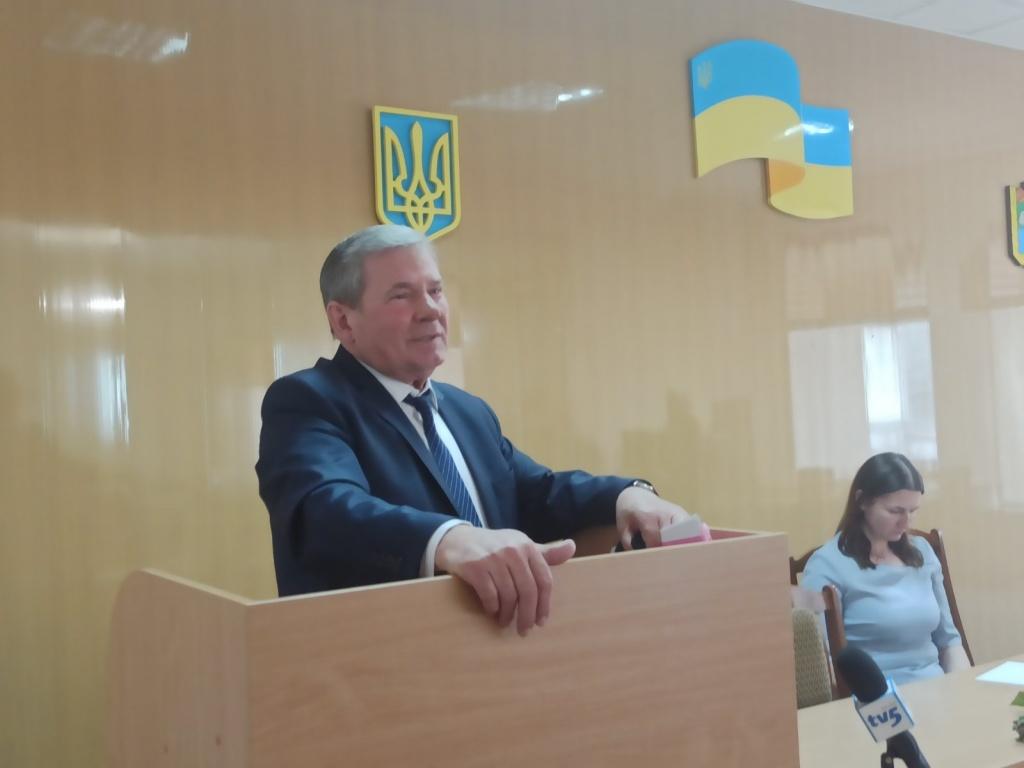 Олексія Бакая офіційно представлено головою Бердянської районної державної адміністрації