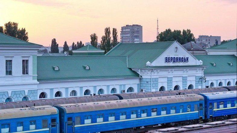 Добавляется еще один поезд «Бердянск-Киев». Есть плацкартные места от 300 грн