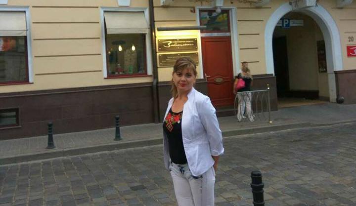Ольга Войникова победила в интернет-голосовании «Женщина Украины 2018» в номинации «Вдохновение года»