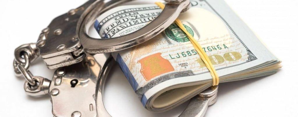 В Бердянську затримано працівника місцевої прокуратури за підозрою в отриманні хабара