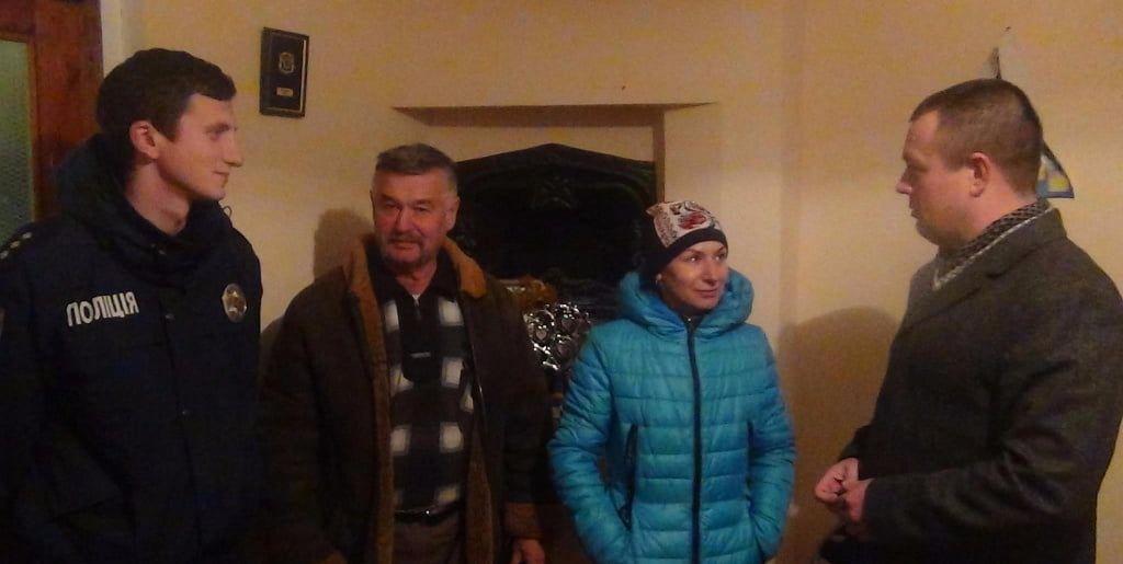 Начальник Бердянського відділу поліції провів чергову зустріч із жителями Бердянського району.