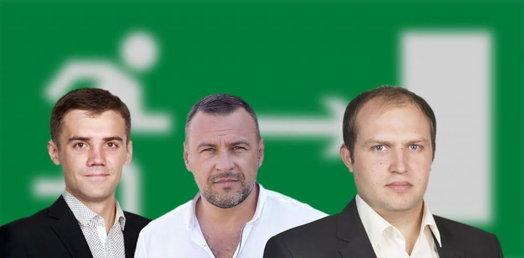 Роман Молодецкий, Виктор Дудукалов и Богдан Сушко уволены с постов глав райгосадминистраций