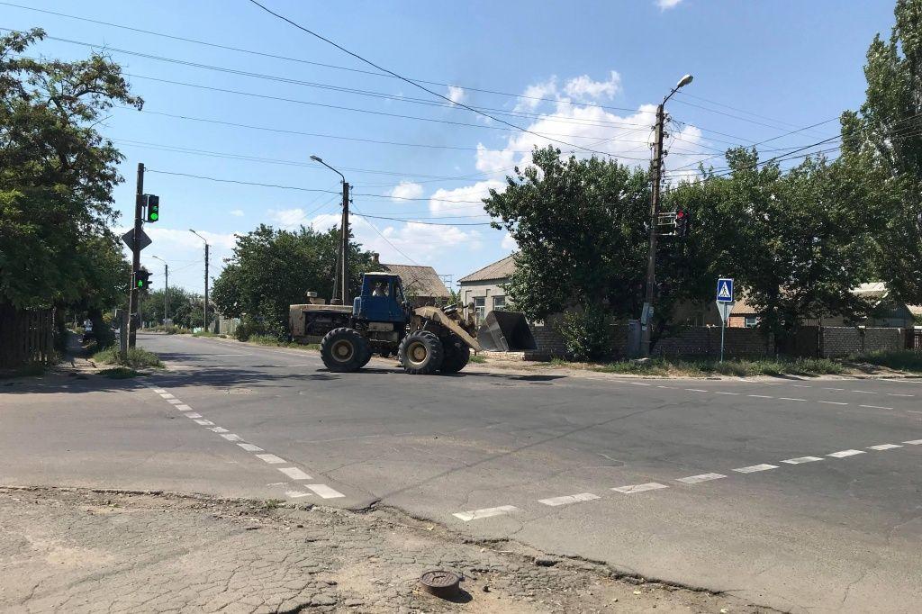 Розпочинається капітальний ремонт вул. В.Довганюка. Тимчасова заборона руху автомобільного транспорту