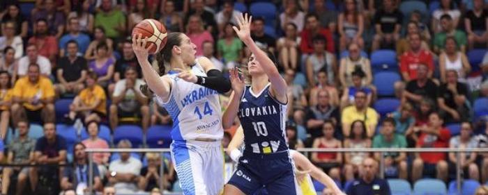 Сборная Украины по баскетболу не смогла пробиться в 1/4 Евробаскета-2017