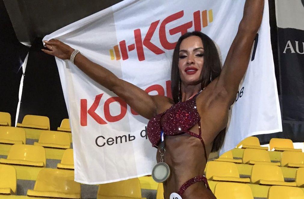 Алла Паращук – чемпионка мира по бодифитнесу