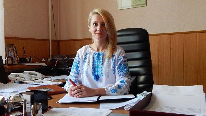 Ірина Плющій звільнилась з посади заступника міського голови