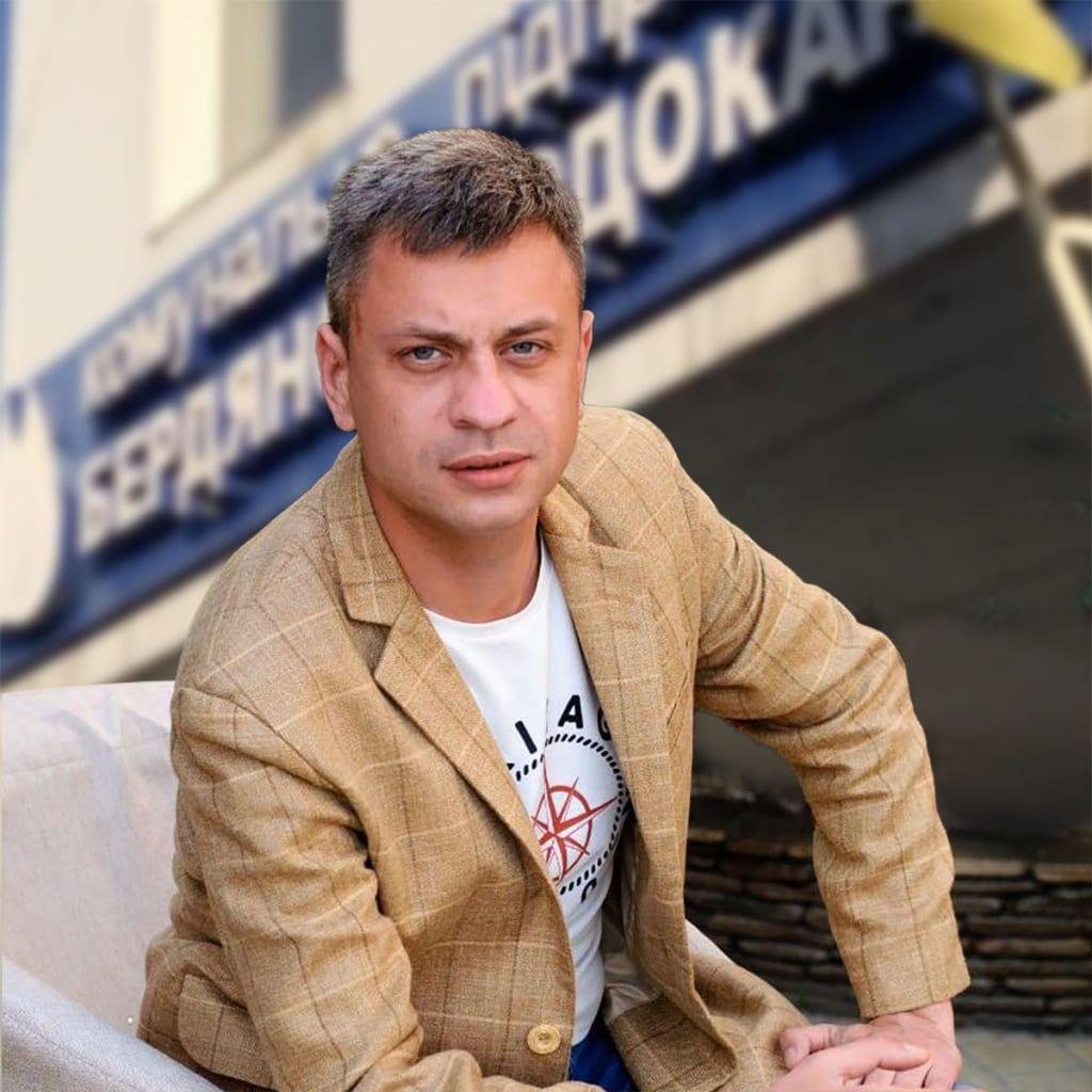 """Валерій Баранов визначився з новим керівником """"Бердянськводоканалу"""""""